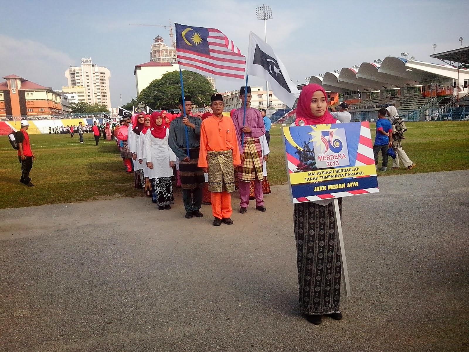 Hari Pembarisan Peringkat Negeri Terengganu