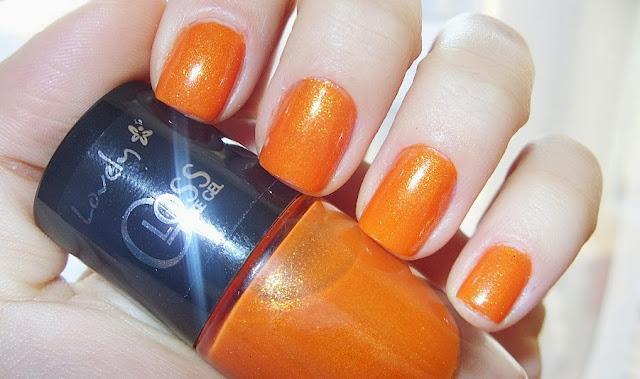 Złocista skórka pomarańczy