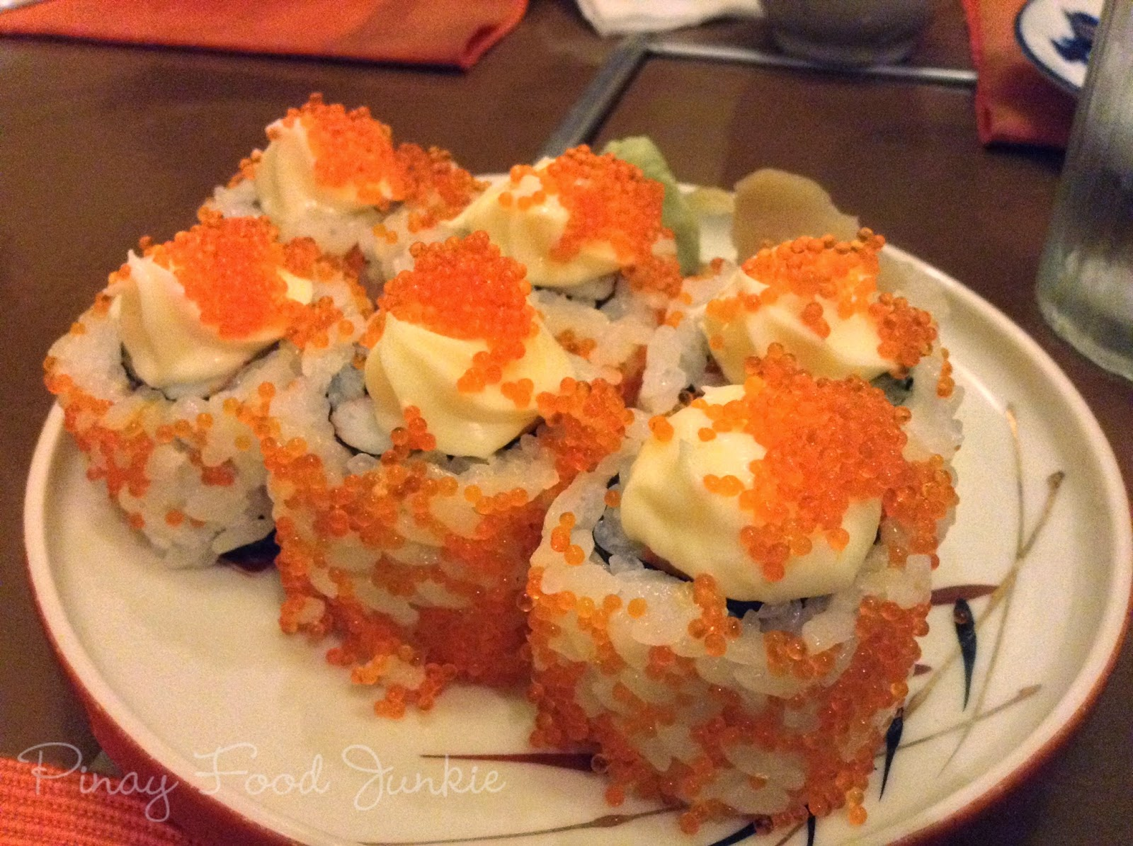 Reviewing Nodasho maki