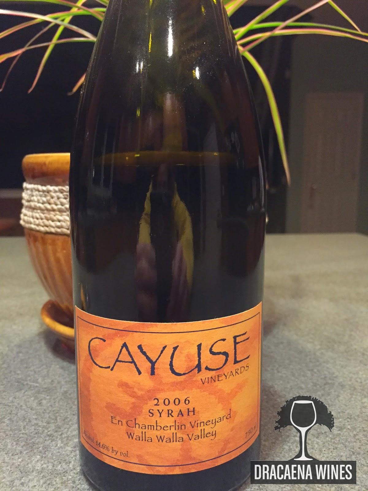 Cayuse Wine, syrah, wine, wine lover