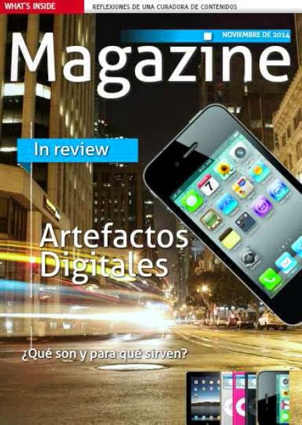 Revista digital.- Artefacto Digital