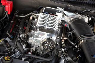 Shelby GT 624 horsepower