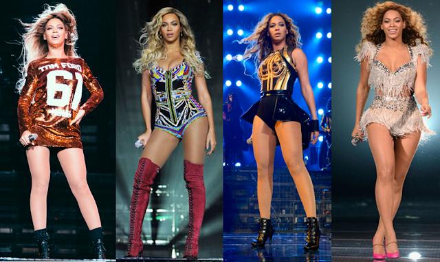 Estilo, Look, famosa, Beyoncé