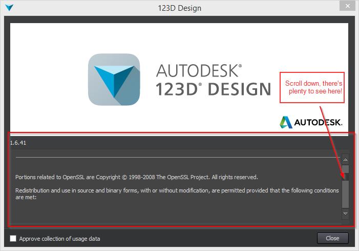 Left Brain Tinkering 123d Design Uses Open Source Code But