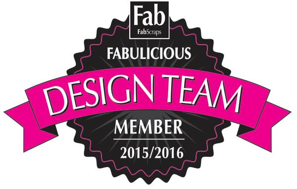 I proudly design for FabScraps
