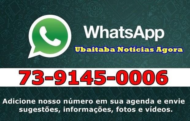WhatsApp: Ubaitaba Notícias Agora