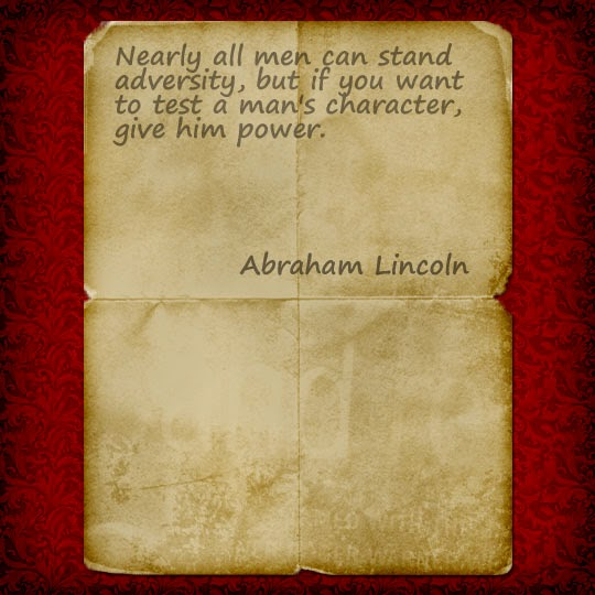 lincoln quotes