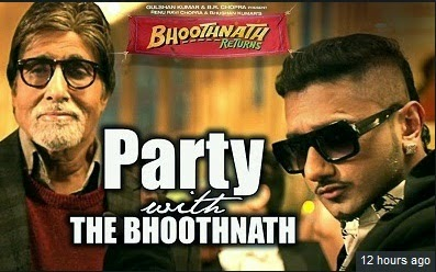 Party With The Bhoothnath (Bhoothnath Returns) HD Video