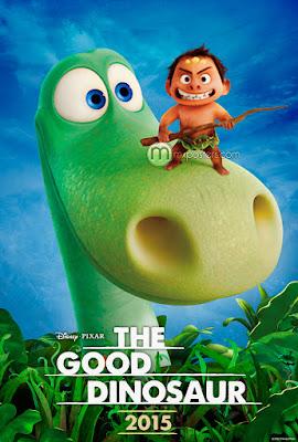The Good Dinosaur Movie 2015