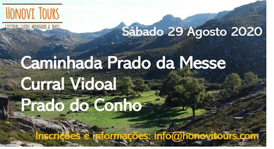 """Caminhada """"De Leonte aos Prados da Messe"""" - 29 de Agosto"""