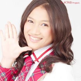 Foto Biodata Melody JKT 48