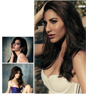 Sophie Choudry Picture Shoot for FHM 03