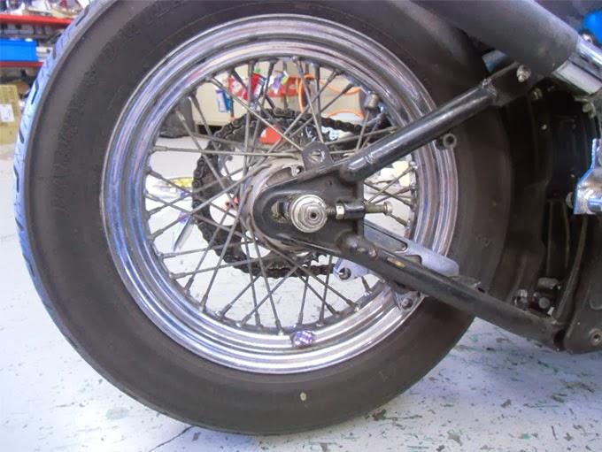1999 H-D FXST