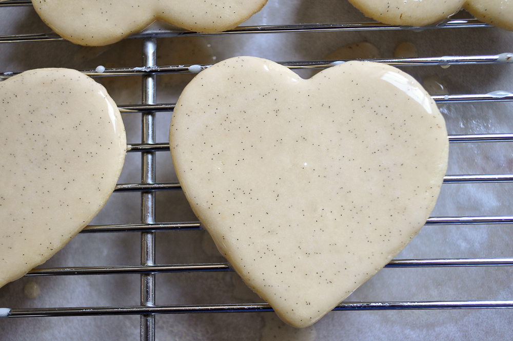 The Ginger Snap Girl: Vanilla Bean Sugar Cookies