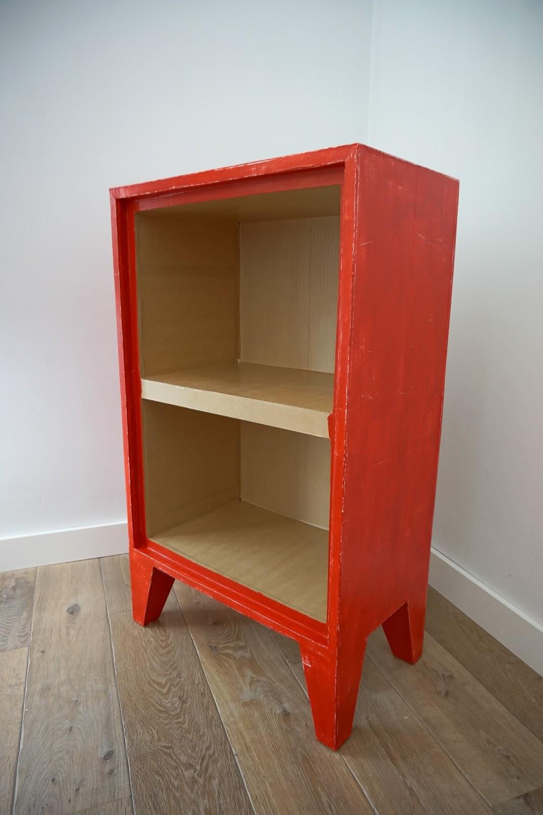 Monsieur carton un mueble vintage armario tipo taquilla 2 3 - Mueble armario ...