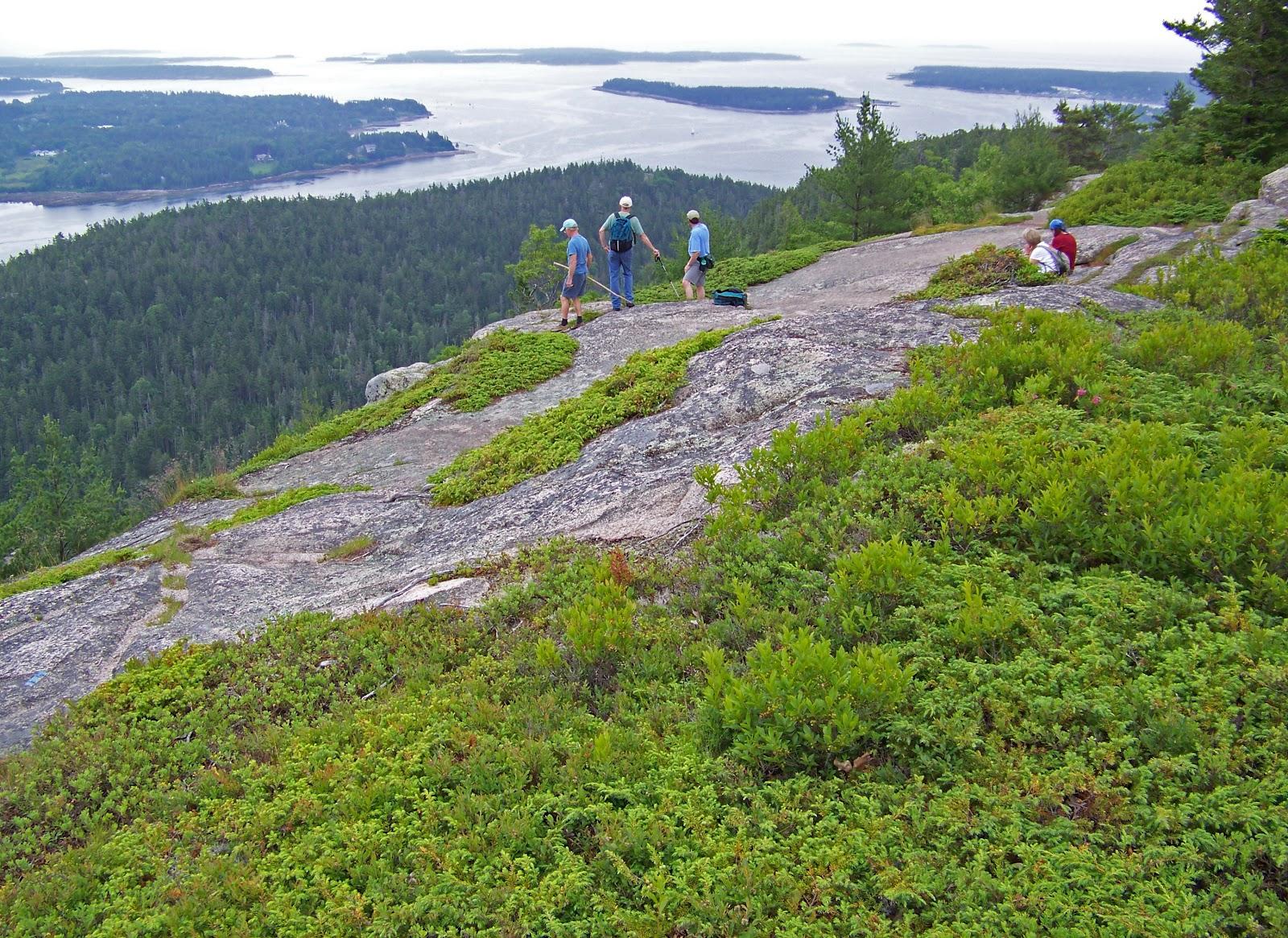 The Memorials of Acadia National Park: 2012