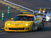 Chevrolet Corvette Le Mans Modified Version