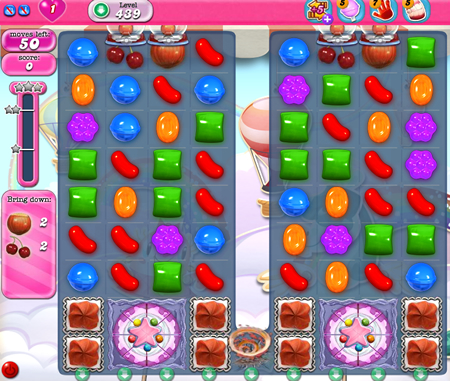 Candy Crush Saga 440