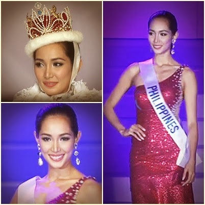 Bea Rose Santiago, Miss International 2013 from the Philippines