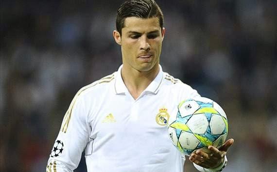 Cristiano Ronaldo quiere ganarlo todo con el Real Madrid