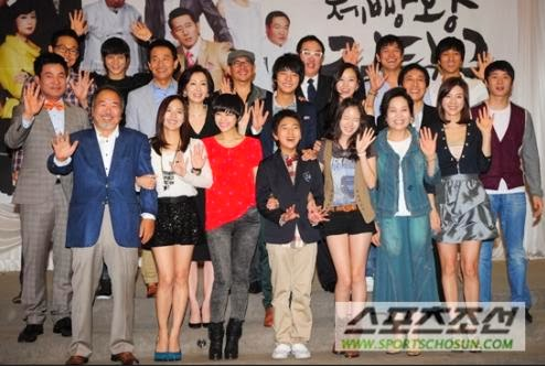 All Casts - Jepangwang Kim Tak Gu - Highlight K-Drama (2010)
