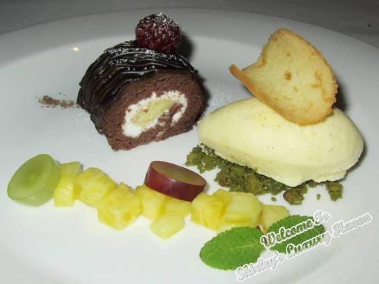 la cucina italian restaurant seoul dessert