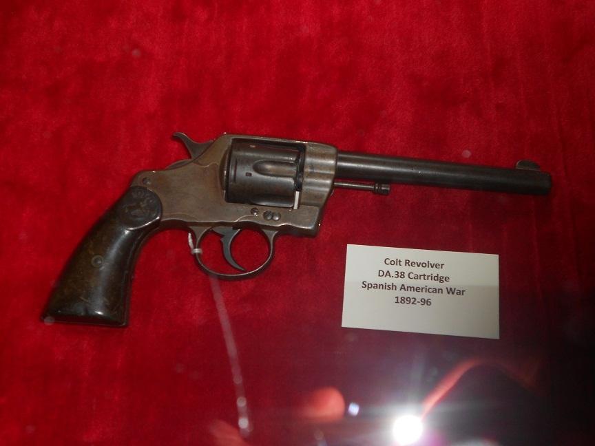 1836 Colt Revolver 1892 38 Caliber Colt Revolver