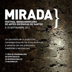 Chaika Festival Iberoamericano de Santos MIRADA