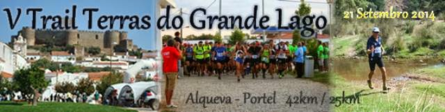 Trail do Alqueva, 21 de Setembro 2014