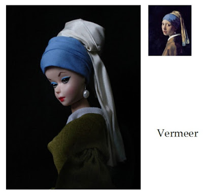 vermeer barbie