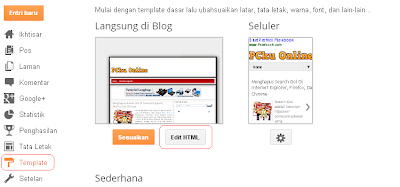 SEO: Optimasi Meta Tag Description Post Blogger