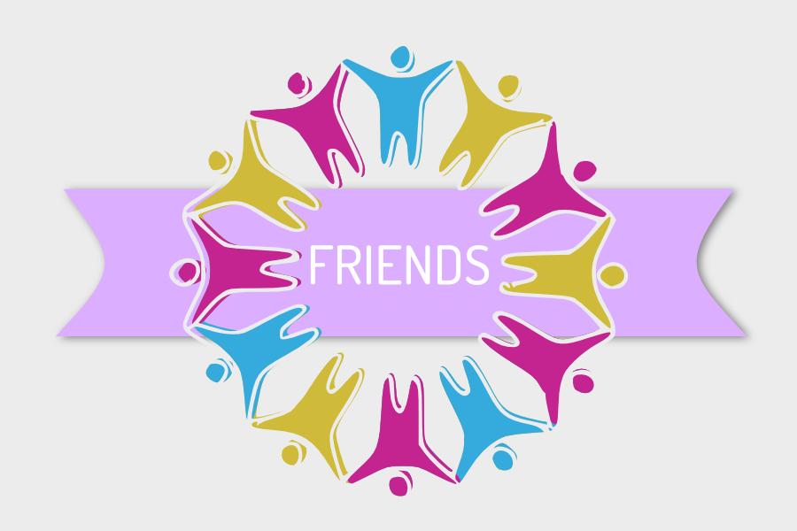 jak dobrze mieć przyjaciół