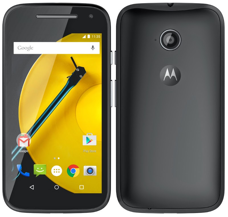 Features, Price and Other Details about Moto E (2nd Gen)