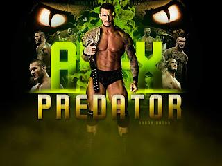WWE Randy Orton hd Wallpaper