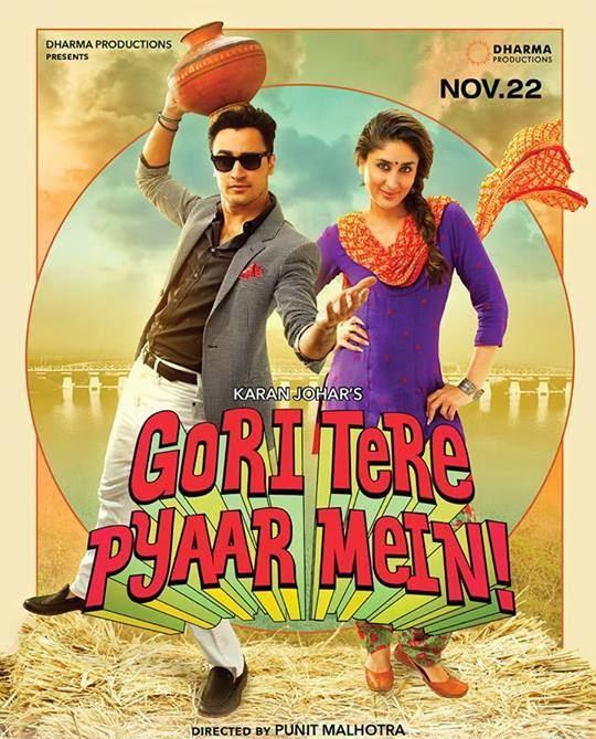 Gori Tere Pyar Mein, GTPM Kareena