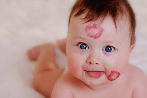 Un Beau bébé photo