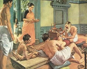 masaje ayurvédico terapéutico