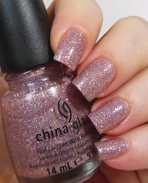 China Glaze Hello Gorgeous swatch