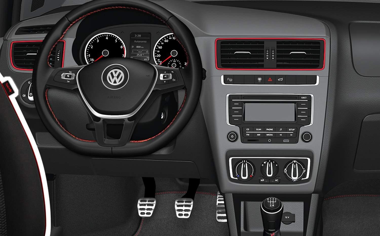 VW Fox Rock in Rio 2015 - painel