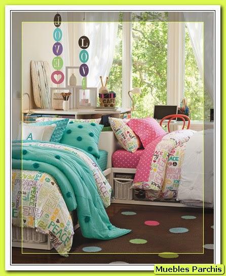 Cama mesa abatible camas autoportantes dormitorios - Habitaciones ninos el mueble ...