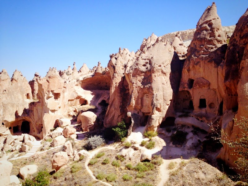 Aventures en Cappadoce