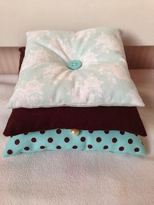 подушки для принцессы