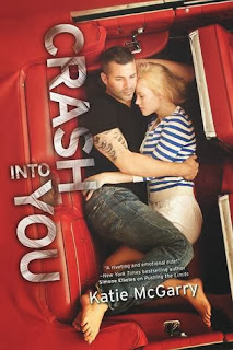 book cover of Crash Into You by Katie McGarry