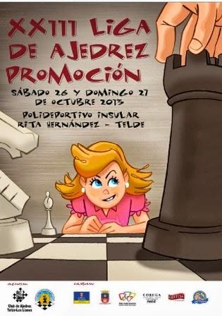 XXIII Liga Promoción Ajedrez
