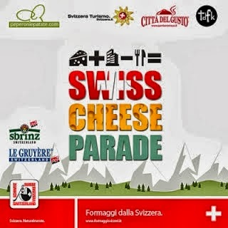 Collaboro con swiss cheese parade