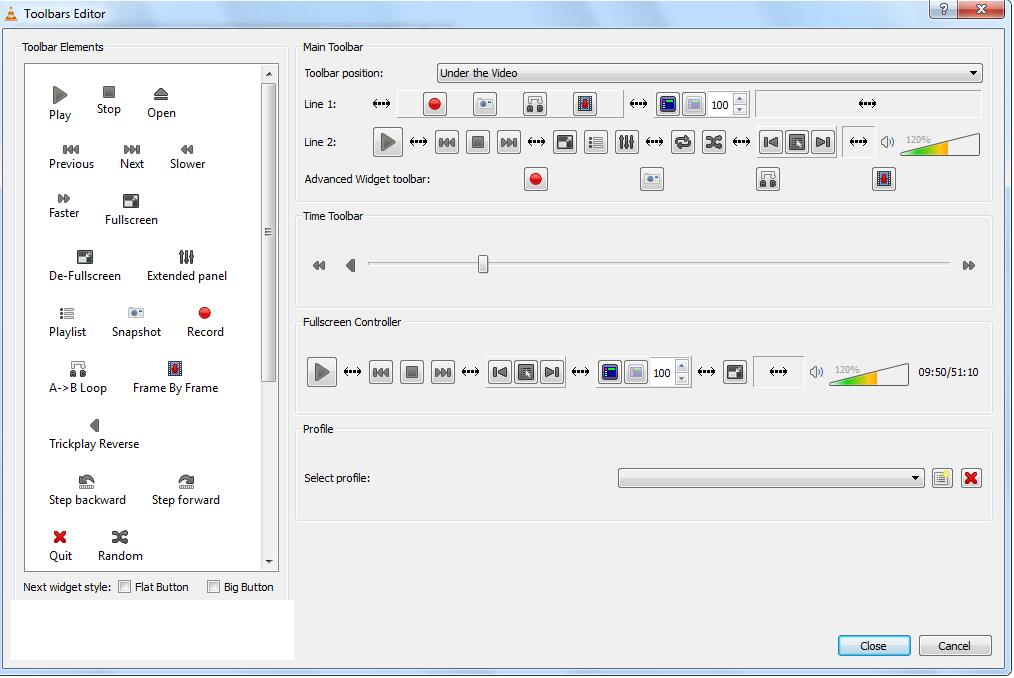 VLC MEDIA PLAYER 2.1.5 Latest 32 Bit
