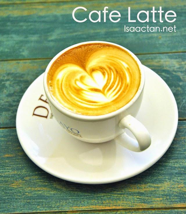 Cafe Latte - RM9