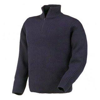 Ampliar imagen: Jersey invernal con cremallera azul - STARTER