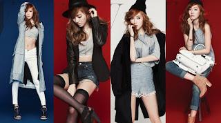 Foto Seksi Jessica Girl Generation Terbaru 2013