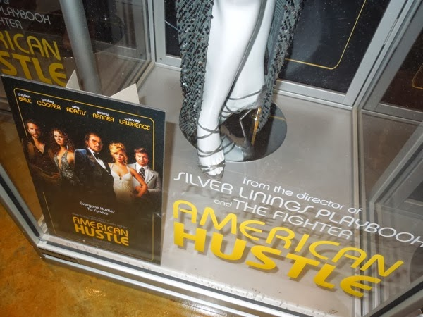 Amy Adams American Hustle costume shoes